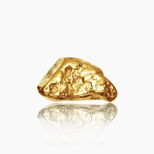Goldklumpen